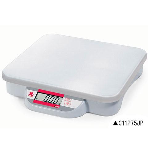 デジタル卓上型はかり 75kg C1000シリーズ C11P75JP 無検定品 オーハウス