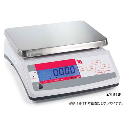 デジタル上皿はかり 15kg V1000シリーズ V11P15JP 無検定品 オーハウス