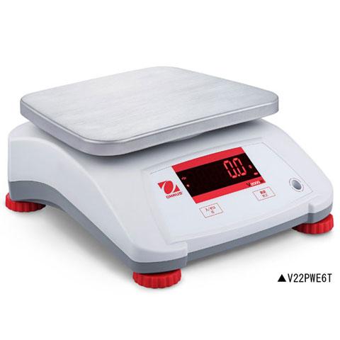 防水型デジタル上皿はかり 15kg V2000Wシリーズ V22PWE15T 無検定品 オーハウス