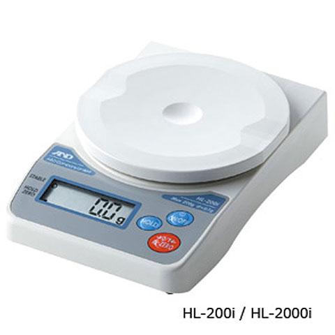 コンパクトスケール 200g HL-200i-JAC バリューパック 無検定品 エーアンドディ
