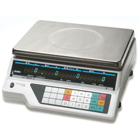 デジタル料金はかり 15kg LC-NEO2-15 検定品 イシダ