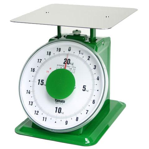 大型上皿はかり 20kg SD-20 検定品 大和製衡