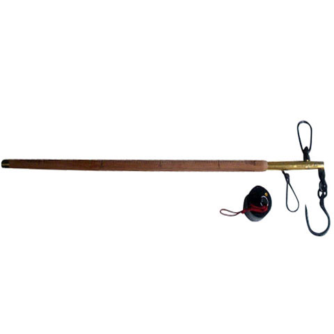 木製棒はかり 250kg 無検定品