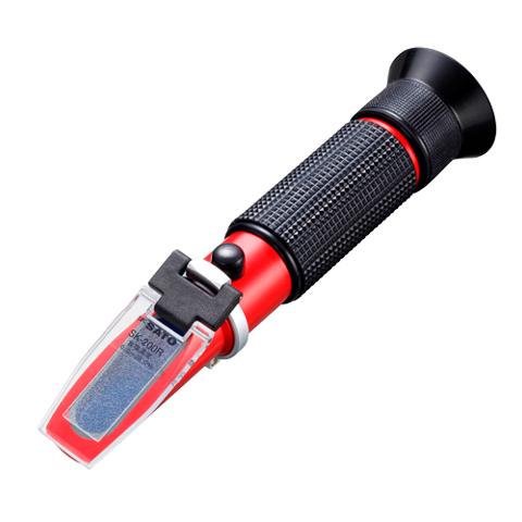 手持屈折計 SK-200R 自動温度補正付き 佐藤計量器