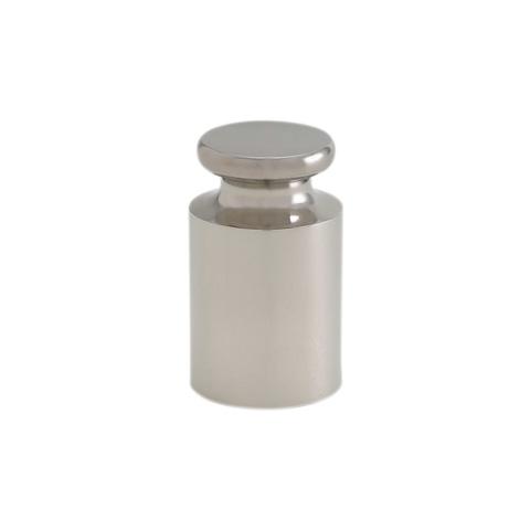 はかりの点検、校正、調整、検査に最適です。ステンレス製OIML型円筒分銅です。 ステンレス製OIML型円筒分銅 F2級(1級) 1kg