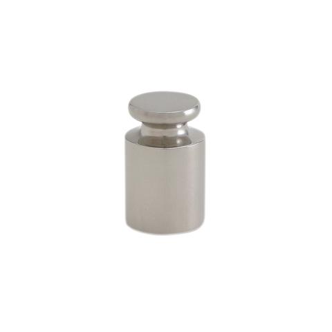 ステンレス製OIML型円筒分銅 F2級(1級) 50g