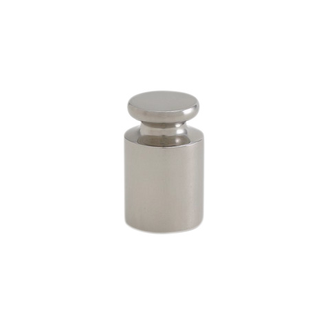 JISマーク付OIML型円筒分銅 F1級(特級) 50g