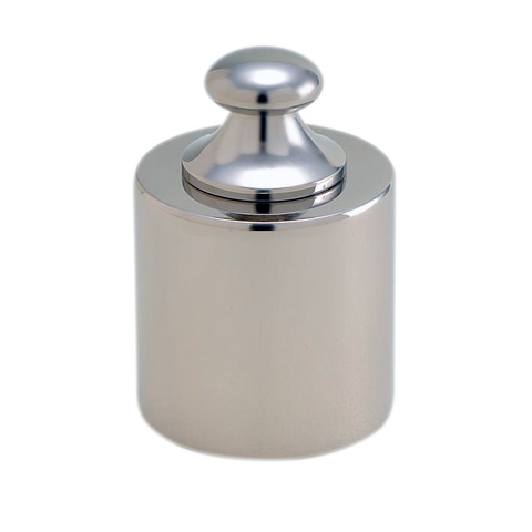 JISマーク付基準分銅型円筒分銅 F2級(1級) 10kg ケース付