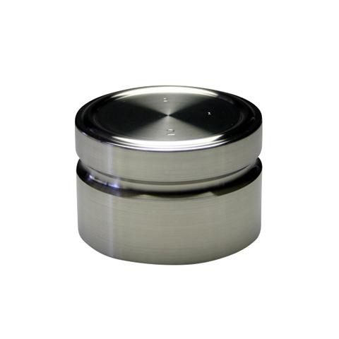 ステンレス製円盤分銅 F1級(特級) 2kg