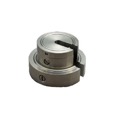 はかりの点検 校正 調整 検査に最適です ステンレス製増おもり型分銅です ステンレス製増おもり型分銅 安心の定価販売 (人気激安) 2級 200g M1級