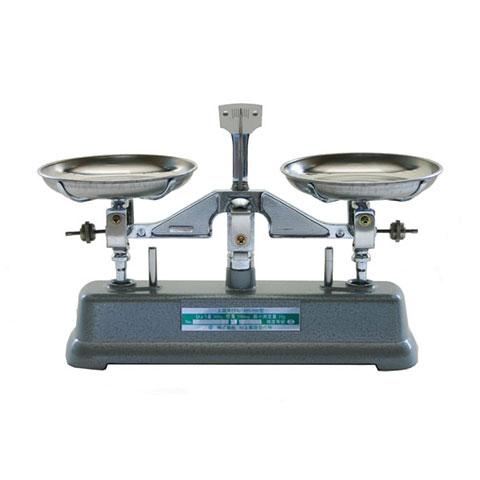上皿天秤(天びん)分銅なし 500g MS-500 検定品 村上衡器