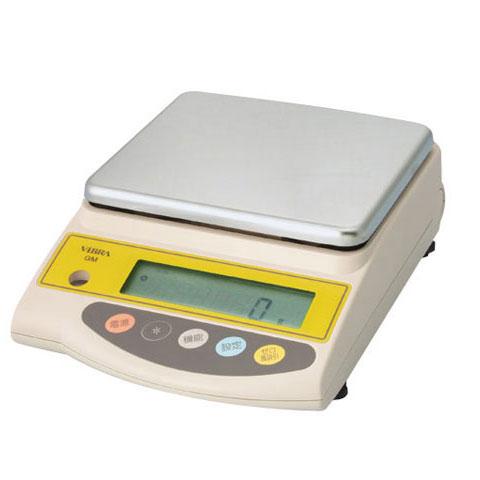 特殊用途電子天秤【砂置換法用】 12kg GM-12K 新光電子