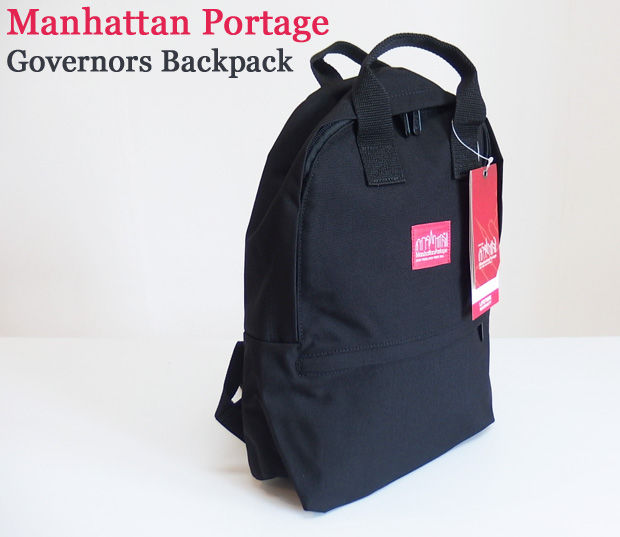 Manhattan Portage マンハッタンポーテージ Governors Backpack ガバナーズ バックパック
