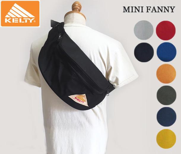 ボディバッグ KELTY ケルティ 爆買いセール MINI 5L FANNY ミニファニー 商品追加値下げ在庫復活
