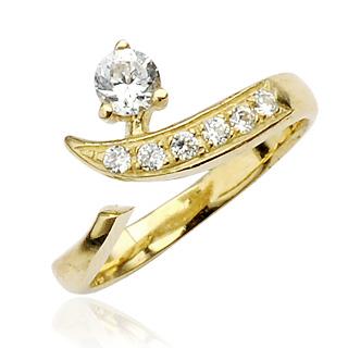 10金ベアトップトゥリング K10 本物の金の指輪 イエローゴールドリング 10金リング 足の指輪 トーリング 足のリング フォークリング ピンキーリング フリーサイズ レディース チップリング ミディリング ファランジリング サイズが小さい 小指 関節 指先 小さめ 夏 素足 裸足