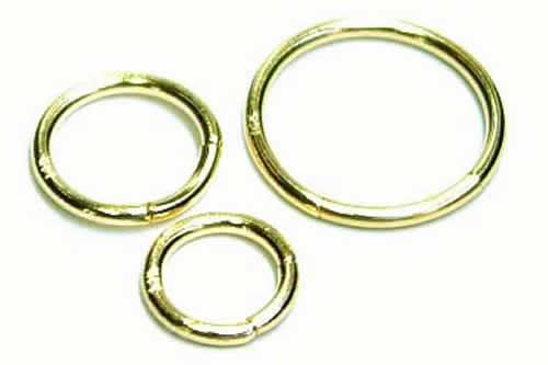 [ K14 リング型 本物の金 16G ]14金 ゴールド セグメントリング 16ゲージ ボディピアス サージカルステンレス 低アレルギー メンズ レディース シンプル プレーン 真円 真ん丸 ボールなし 玉なし 高級 ギフト プレゼント イエローゴールド シームレス バーリング 丸型
