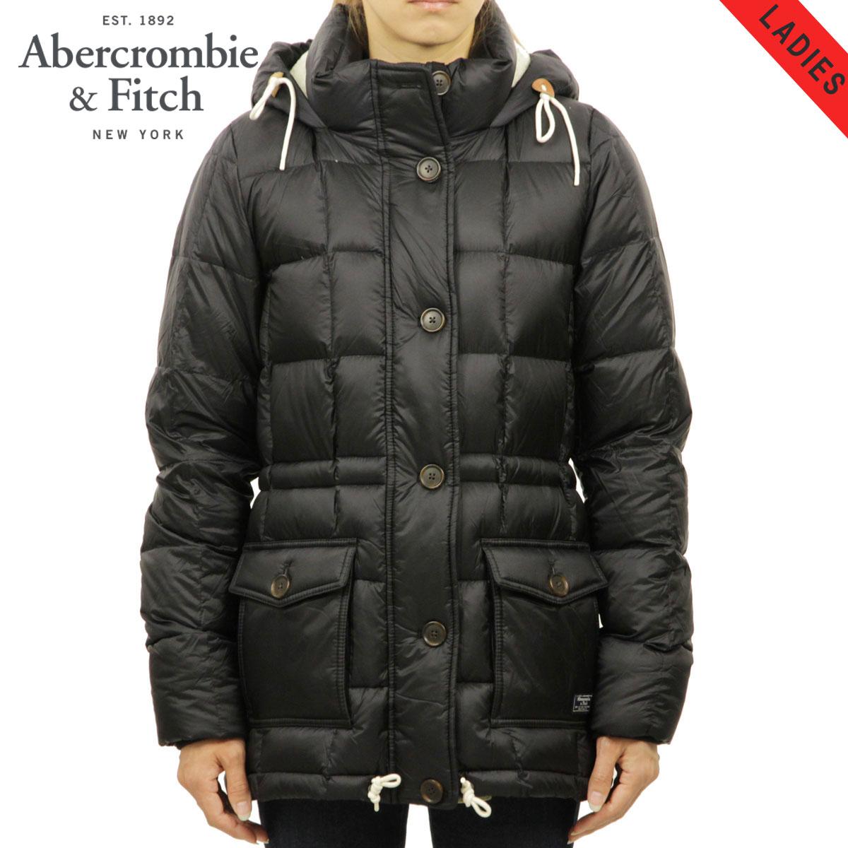 アバクロ Abercrombie&Fitch 正規品 レディース アウター ダウンジャケット DOWN-FILLED PUFFER COAT 144-442-0592-900