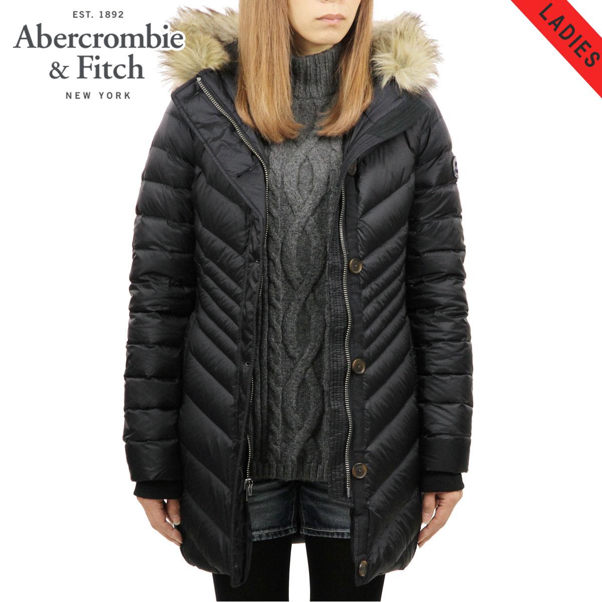 アバクロ Abercrombie&Fitch 正規品 レディース アウター ダウンコート DOWN-FILLED PARKA 144-442-0586-900