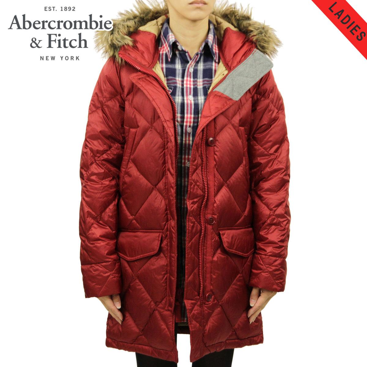 アバクロ Abercrombie&Fitch 正規品 レディース アウター ダウンコート Down-Filled Parka 144-442-0648-500