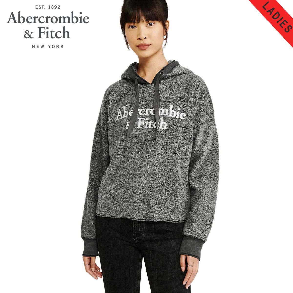 アバクロ パーカー レディース 正規品 Abercrombie&Fitch プルオーバーパーカー Fleece Hoodie 152-524-0107-132