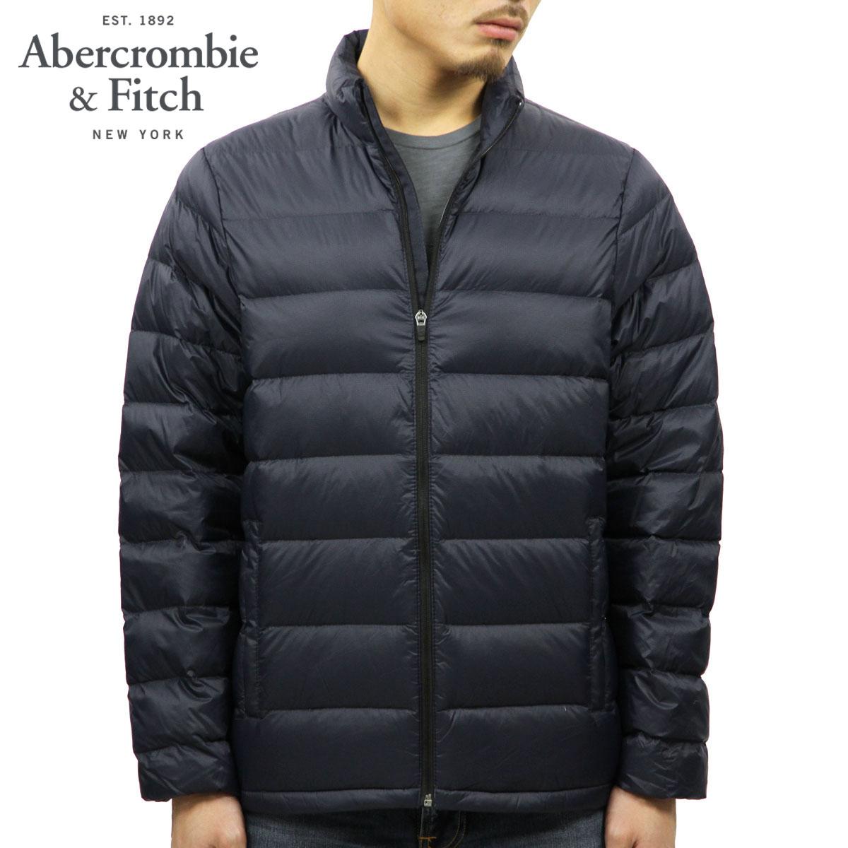 57b8bbda7 ABBA black down jacket men's regular article Abercrombie & Fitch outer  jacket LIGHTWEIGHT DOWN-FILLED PACKABLE PUFFER 132-328-1162-200