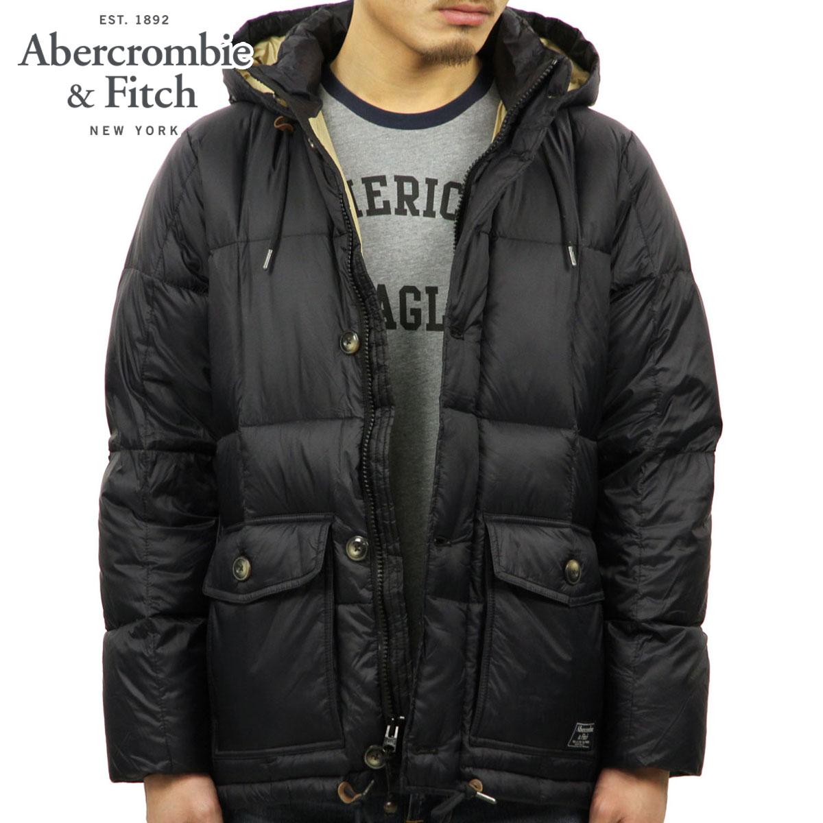 アバクロ Abercrombie&Fitch 正規品 メンズ アウター ダウンジャケット DOWN-FILLED PUFFER COAT 132-327-0409-900
