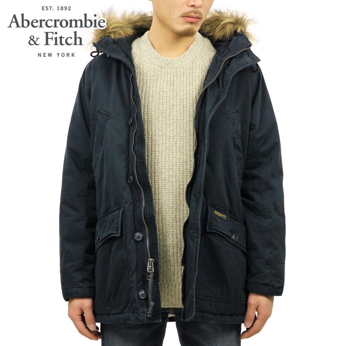 アバクロ Abercrombie&Fitch 正規品 メンズ アウター モッズコート B-9 SHERPA-LINED PARKA 132-327-0399-200