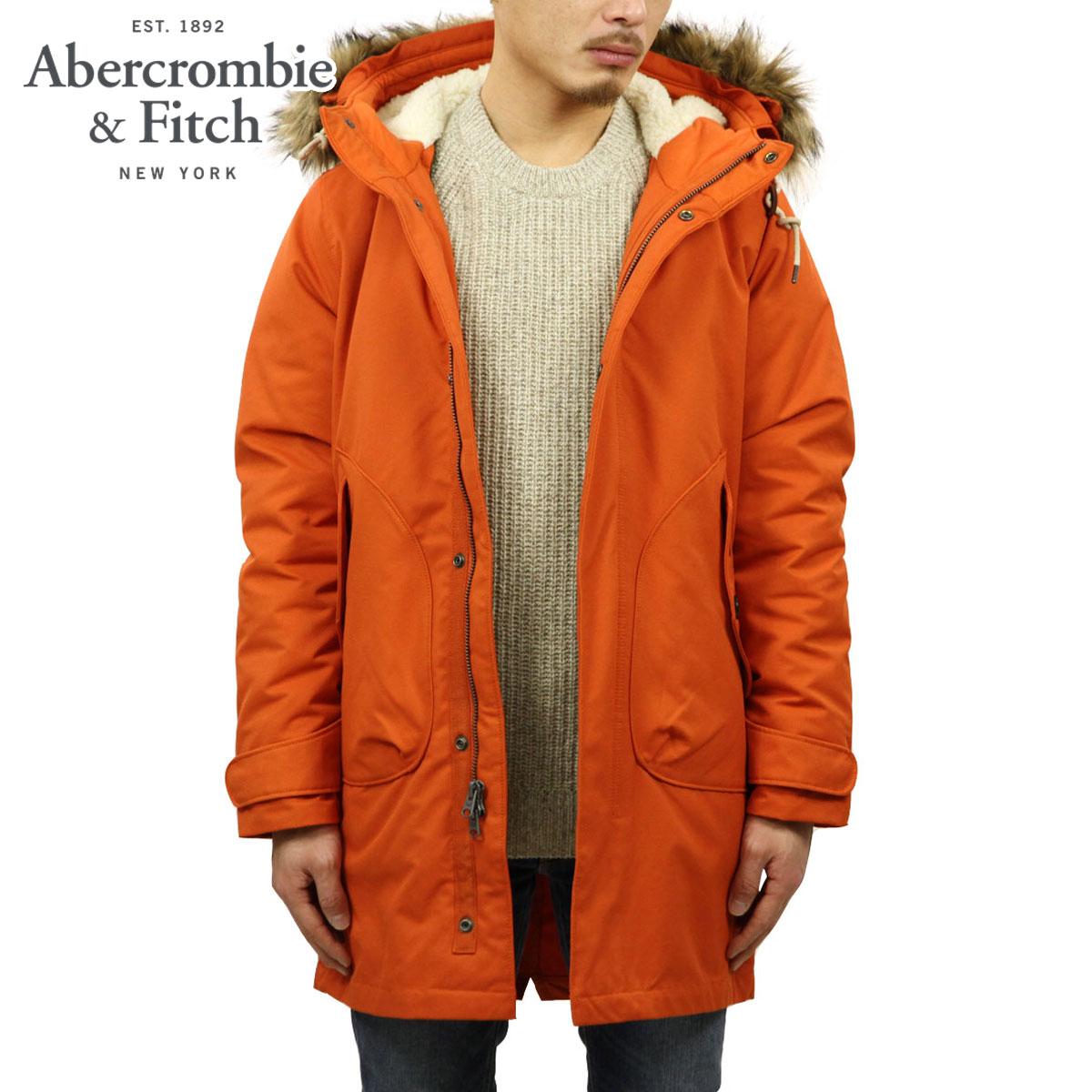 アバクロ Abercrombie&Fitch 正規品 メンズ アウター フード付きコート M51 DOWN-FILLED PARKA 132-327-0404-700