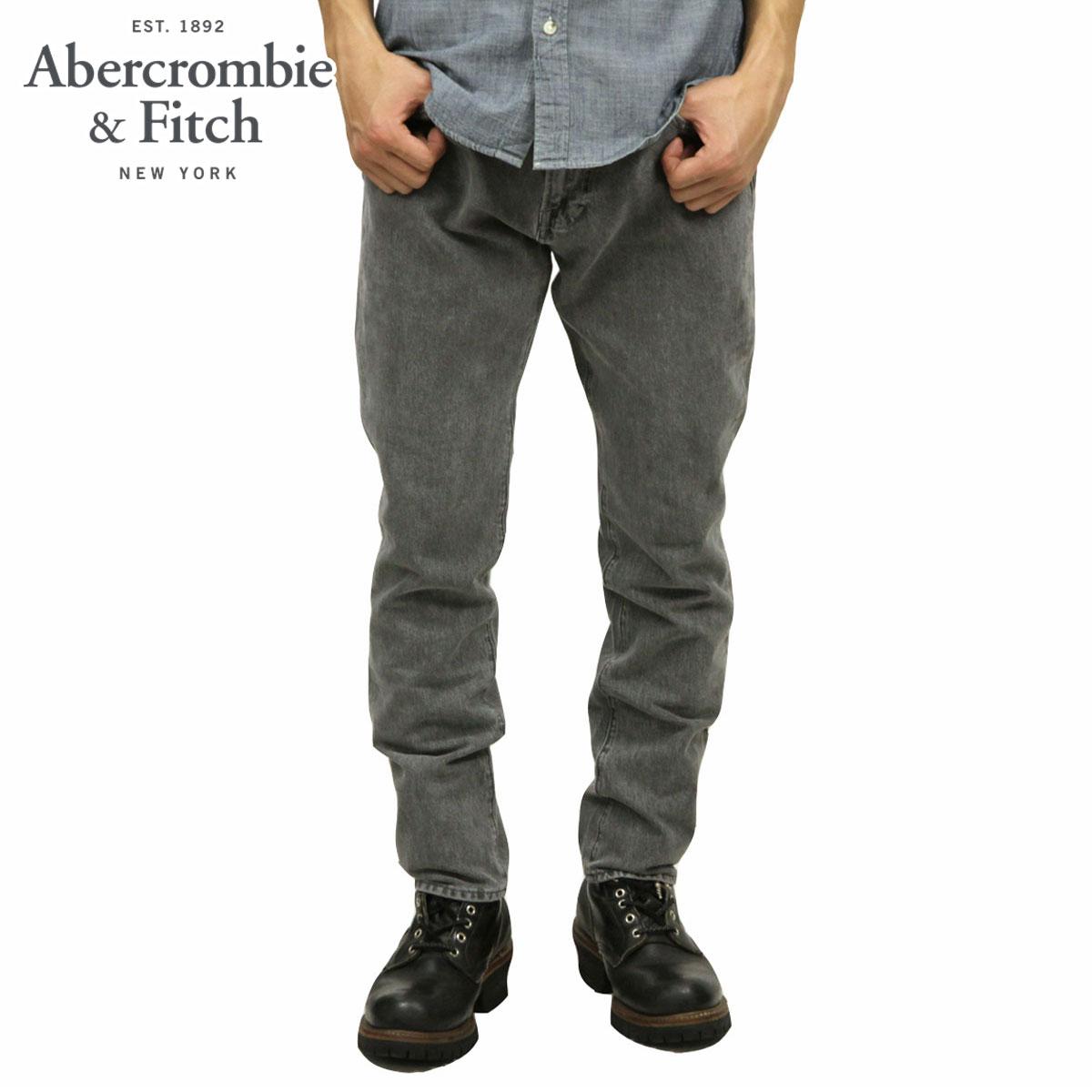 アバクロ ジーンズ メンズ 正規品 Abercrombie&Fitch スキニージーンズ ジーパン ATHLETIC SKINNY JEANS 131-318-1445-178
