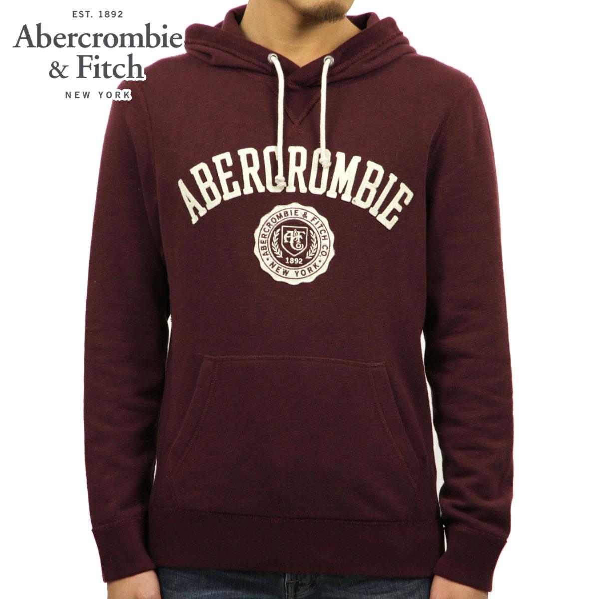 アバクロ Abercrombie&Fitch 正規品 メンズ ロゴ プルオーバーパーカー GRAPHIC LOGO HOODIE 122-243-0080-520