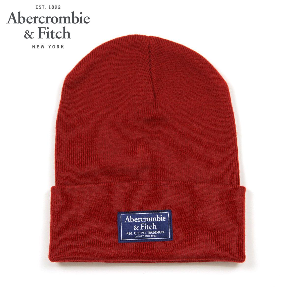 828cc840091cd ABBA black Abercrombie   Fitch regular article men gap Dis hat beanie knit hat  LOGO TURN UP BEANIE 112-200-0277-500