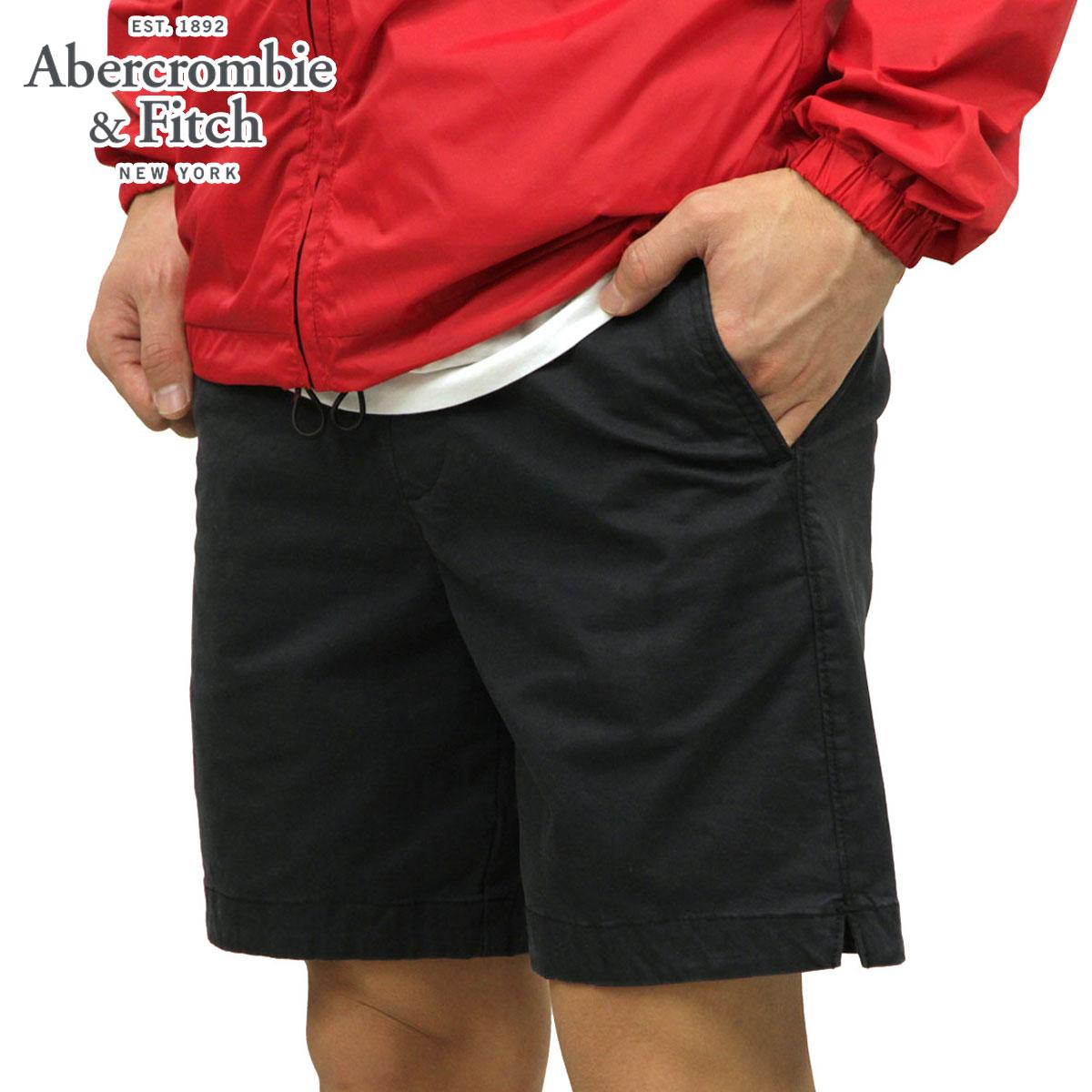 アバクロ ショートパンツ メンズ 正規品 Abercrombie&Fitch ボトムス ハーフパンツ PULL-ON SHORTS 128-283-0863-900