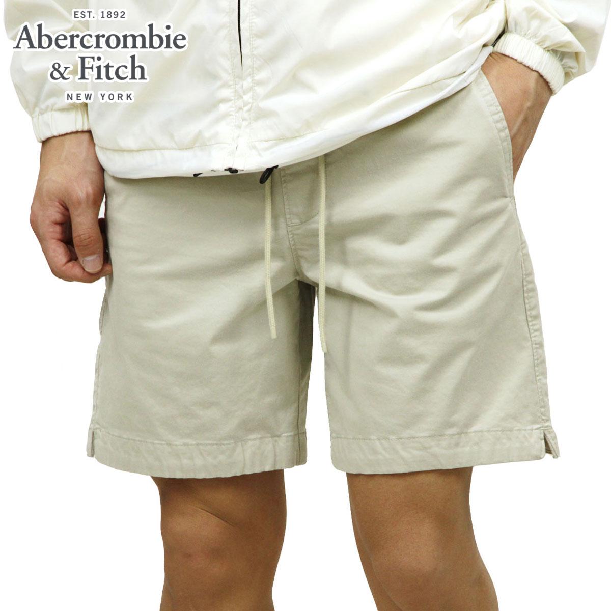 アバクロ ショートパンツ メンズ 正規品 Abercrombie&Fitch ボトムス ハーフパンツ PULL-ON SHORTS 128-283-0863-178