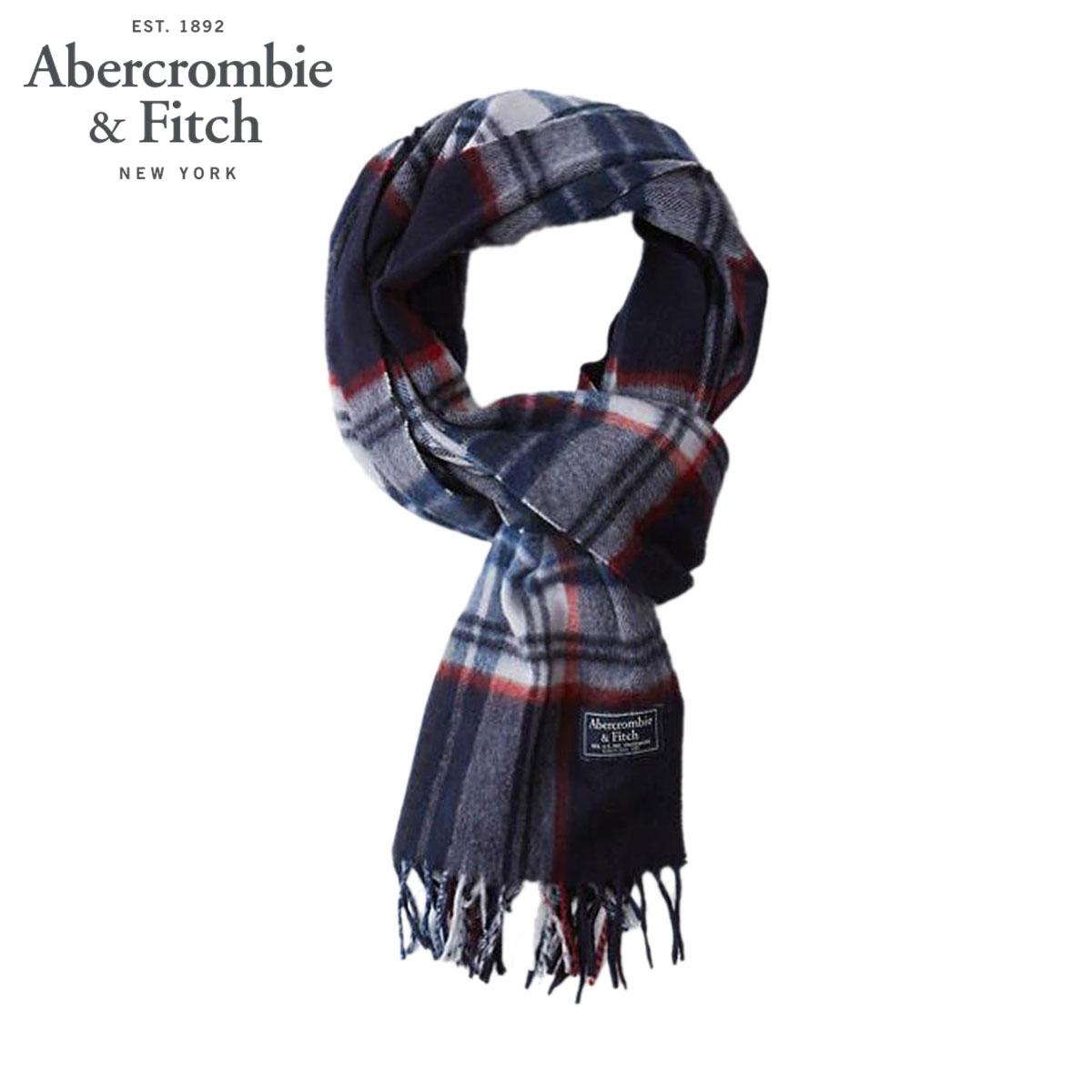 アバクロ マフラー レディース 正規品 Abercrombie&Fitch Woven Scarf 112-180-0207-228