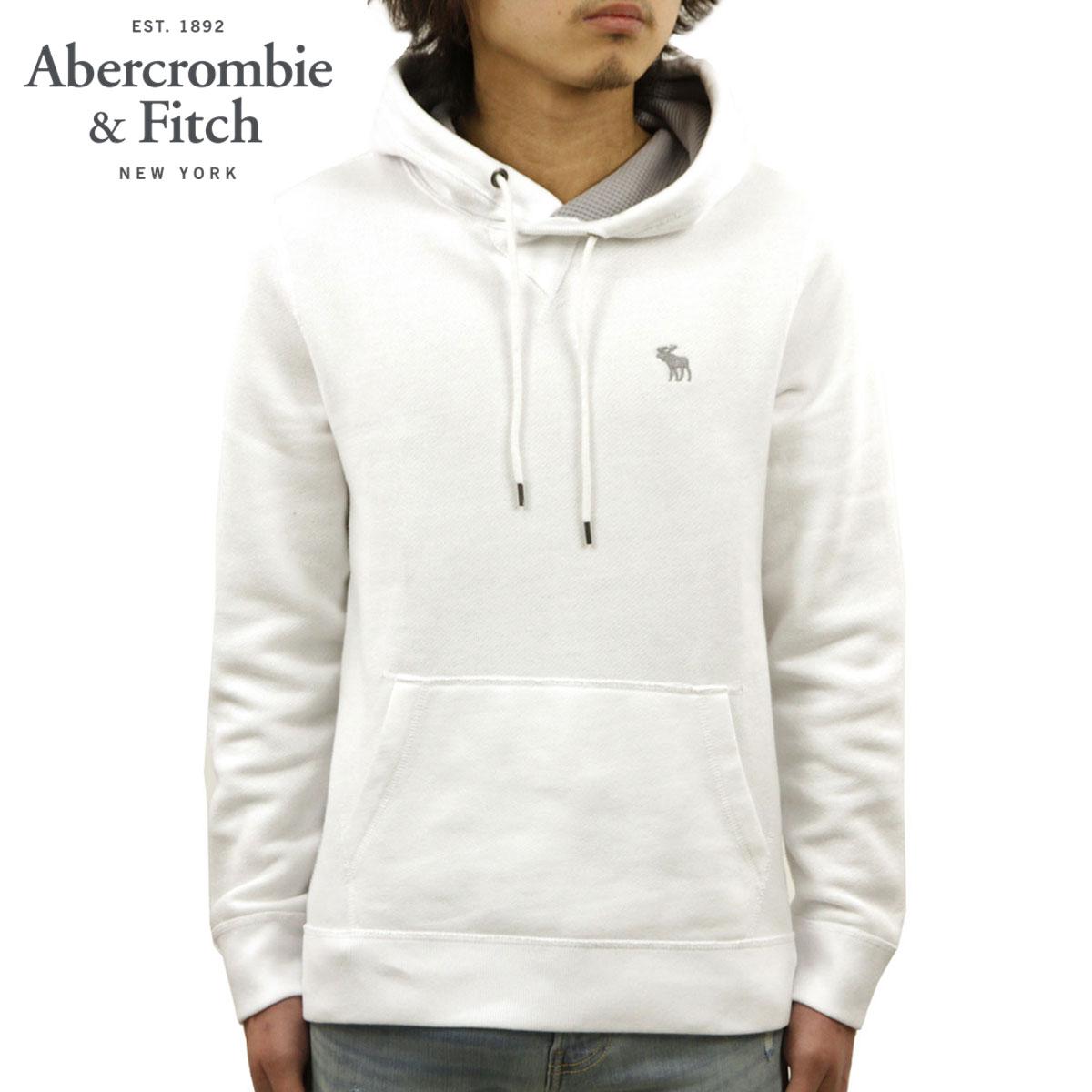 アバクロ パーカー メンズ 正規品 Abercrombie&Fitch プルオーバーパーカー ICON HOODIE 122-231-0875-100