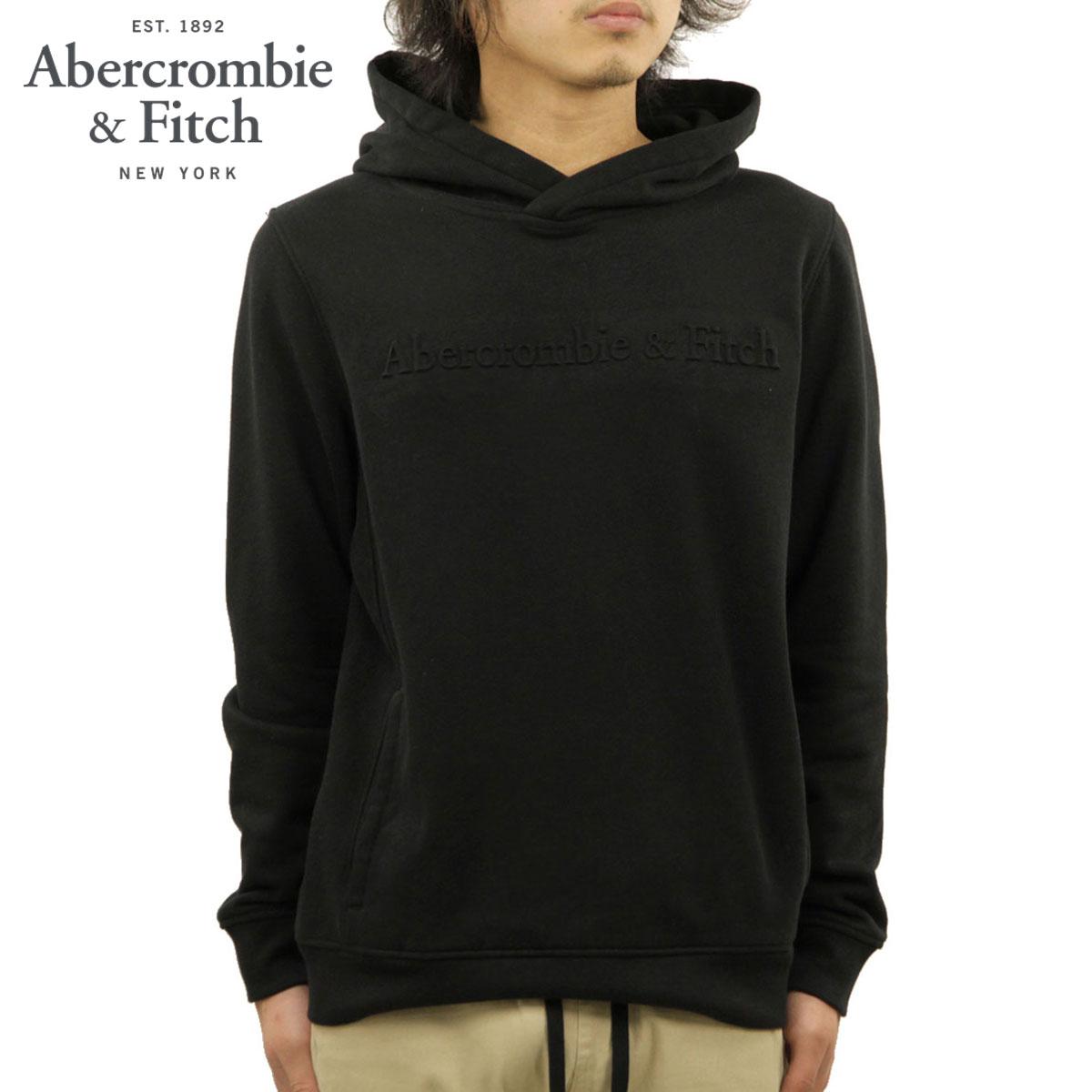 アバクロ パーカー メンズ 正規品 Abercrombie&Fitch プルオーバーパーカー ロゴ THE A&F LOGO PERFECT POPOVER HOODIE 122-231-0959-900