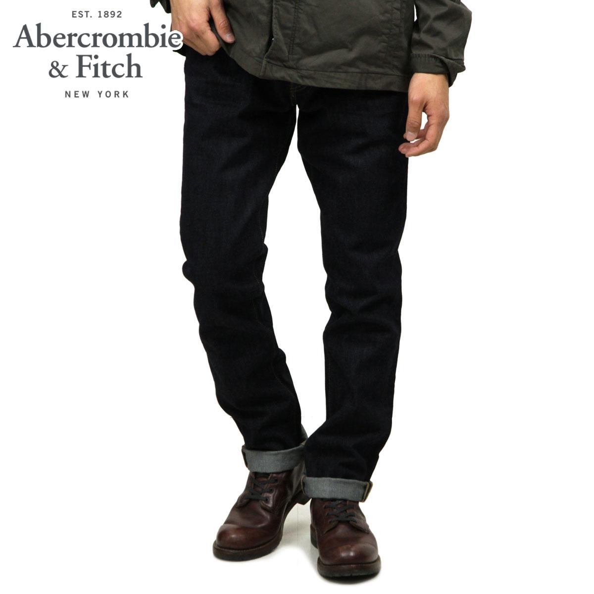 アバクロ Abercrombie&Fitch 正規品 メンズ スキニージーンズ A&F SKINNY JEANS CLEAN RINES D20S30