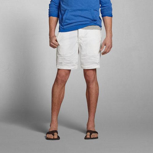 艾伯克龍比和惠譽艾伯克龍比與惠譽 AE 男士短褲 & F 預科生適合短褲 128-283-0301年-001 10P19Dec15