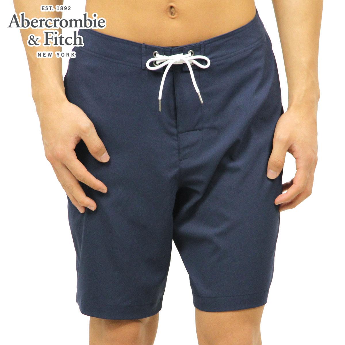 【販売期間 1/9 10:00~1/16 09:59】 アバクロ 水着 メンズ 正規品 Abercrombie&Fitch スイムパンツ CLASSIC BOARDSHORTS LONG-LENGTH 133-350-0560-200