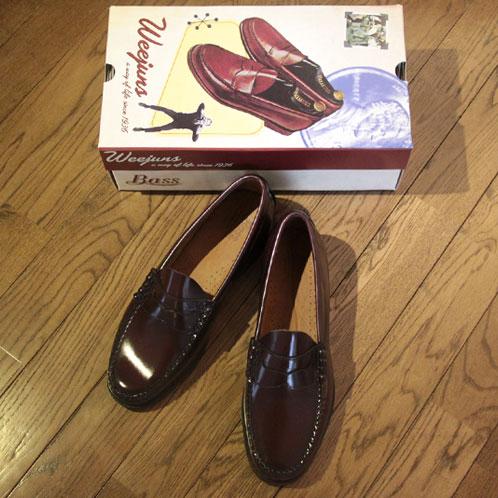 总线的 G.H.BASS 男装便鞋 Weejuns 布拉德福德 1893年-634 BURG 刷 B627213634 10P19Dec15