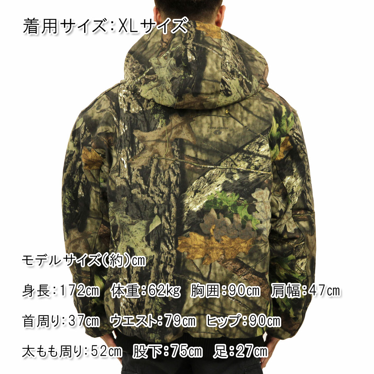 1295f465a54f8 ... Car heart CARHARTT regular article men outer jacket QUILTED FLANNEL  LINED DUCK ACTIVE JACKET J221 ...