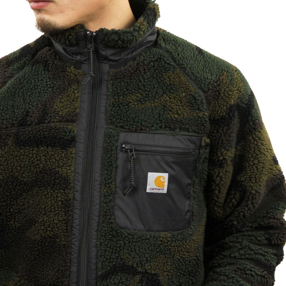カーハート ジャケット メンズ 正規品 CARHARTT WIP ジャケット フリースジャケット アウター PRENTIS LINER FLEECE JACKET I025120 05P00 CAMO EVERGREENOkZuTXiP