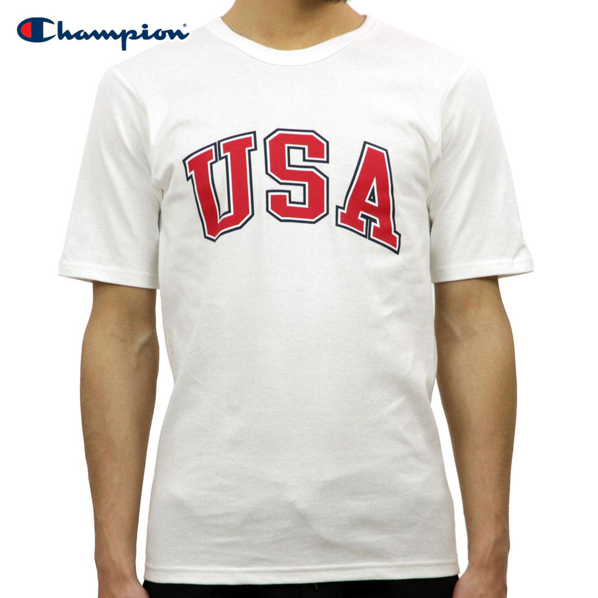 79274de82 Champion CHAMPION regular article men short sleeves T-shirt CREW TEE T1919P  Heritage Tee 045 ...