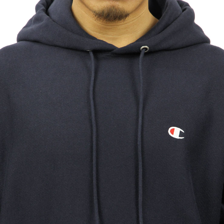 1a293d6064fc Champion CHAMPION regular article men goaf Bath Wiebe pullover parka REVERSE  WEAVE HEAVYWEIGHT 12oz PULLOVER HOODIE GF68 NAVY