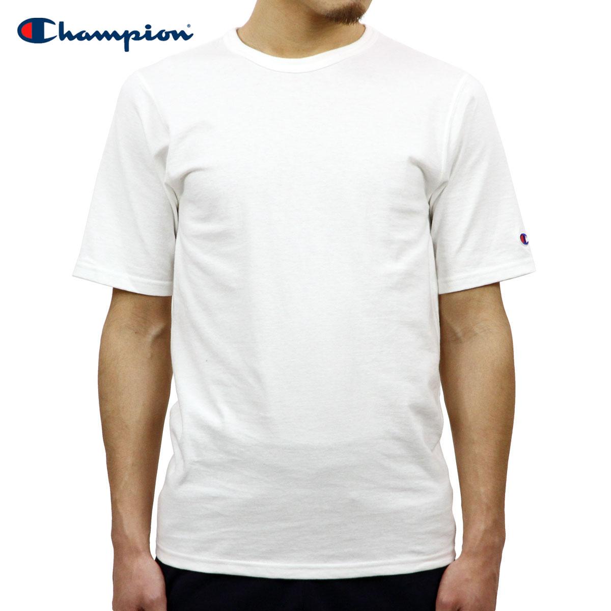 a5c3c59b3 Champion CHAMPION regular article men short sleeves T-shirt CREW TEE GT19  70z HERITAGE TEE ...