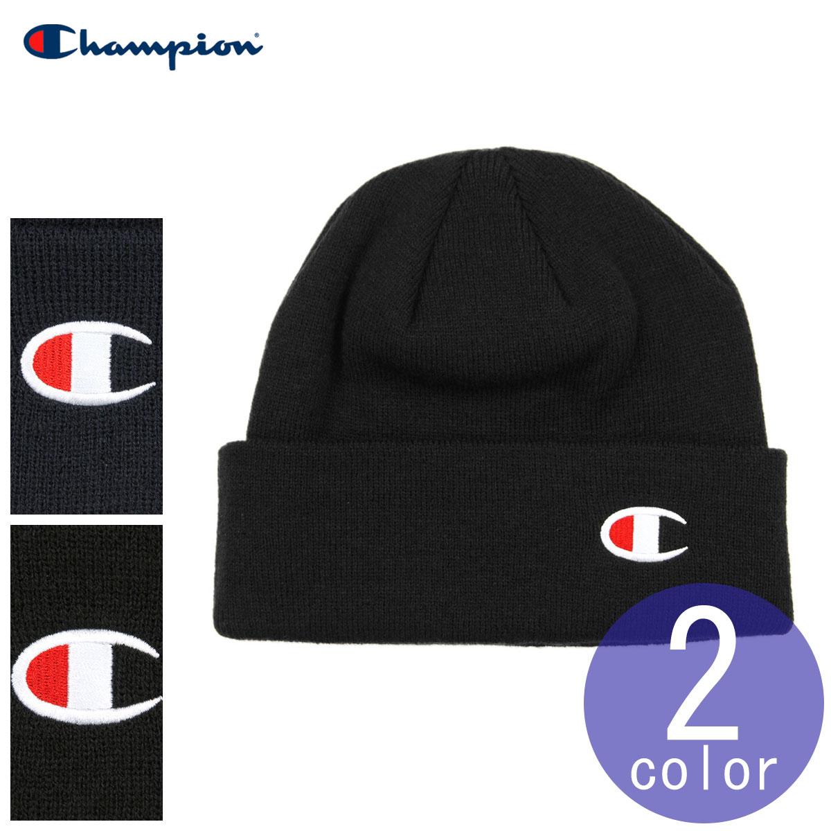 a282f167 Champion CHAMPION regular article knit cap beanie watch cap BEANIE CAP  H1062 ...