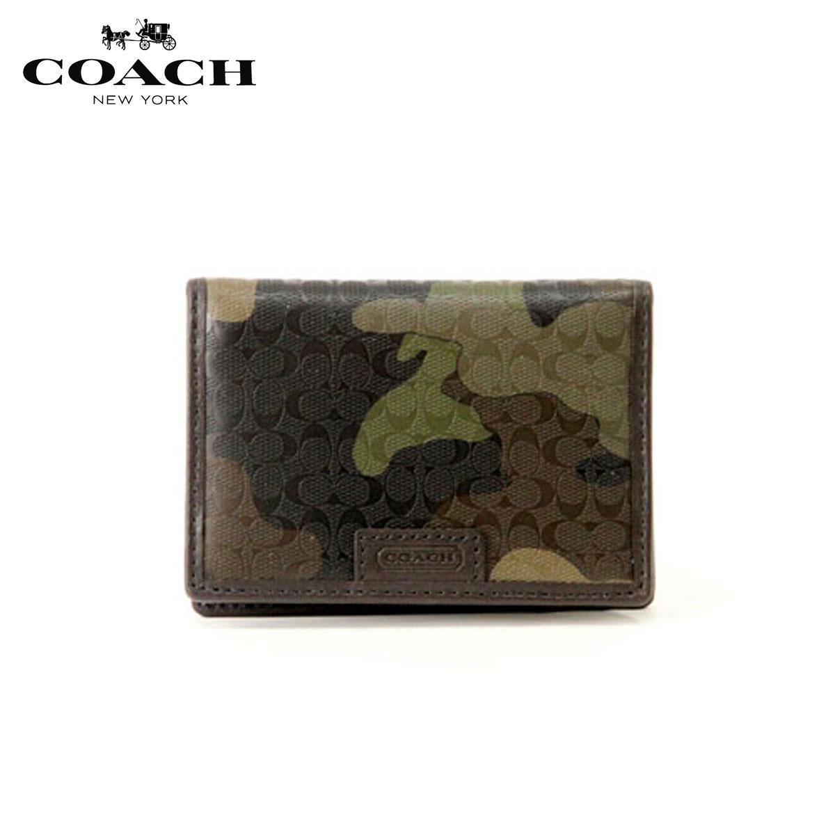 コーチ COACH 正規品 メンズ 財布 WALLET F74580 BOI