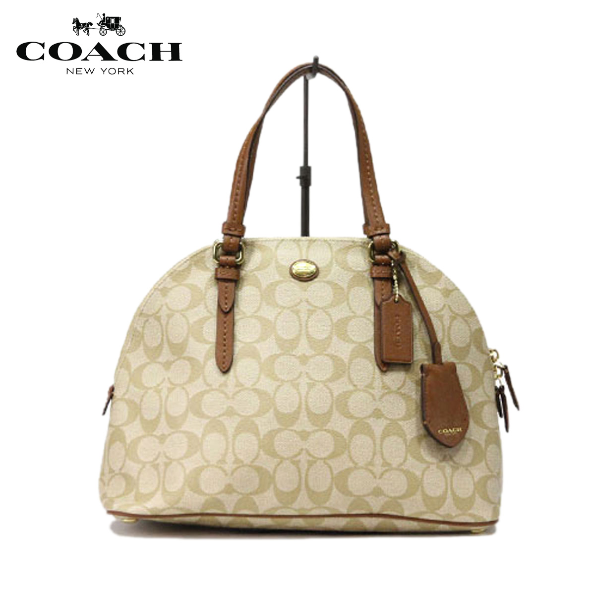 e8e52fd0616 Rakuten Ichiba shop MIXON  Coach COACH genuine ladies bag SATCHEL F24606  B4CZ9   Rakuten Global Market