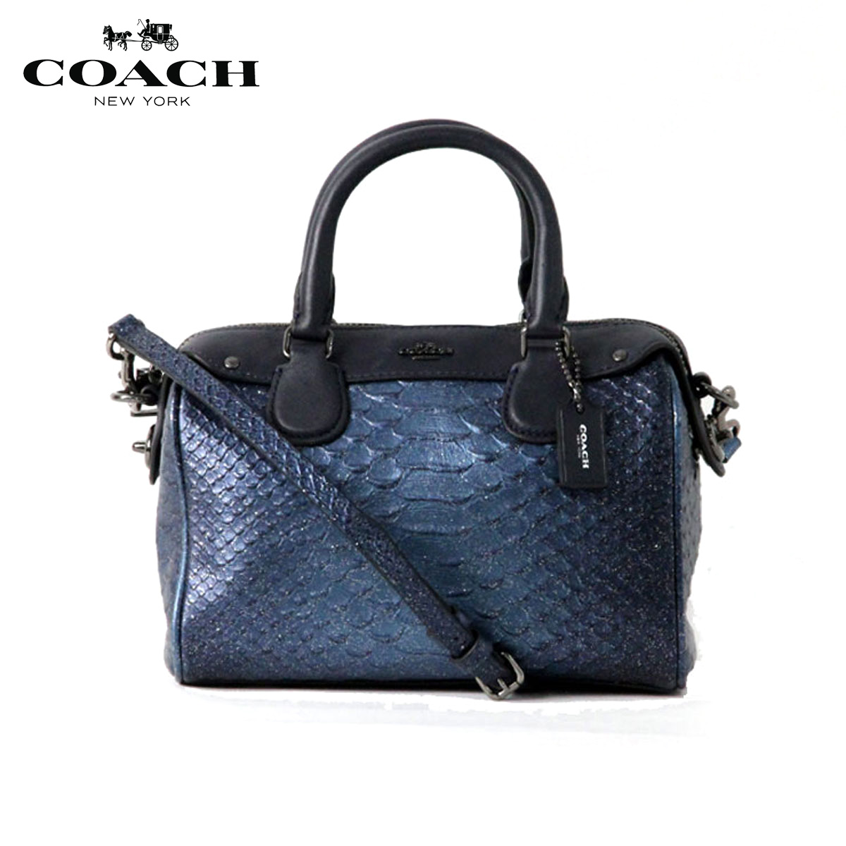 コーチ COACH 正規品 レディース バッグ SATCHEL F36657 QBBL9