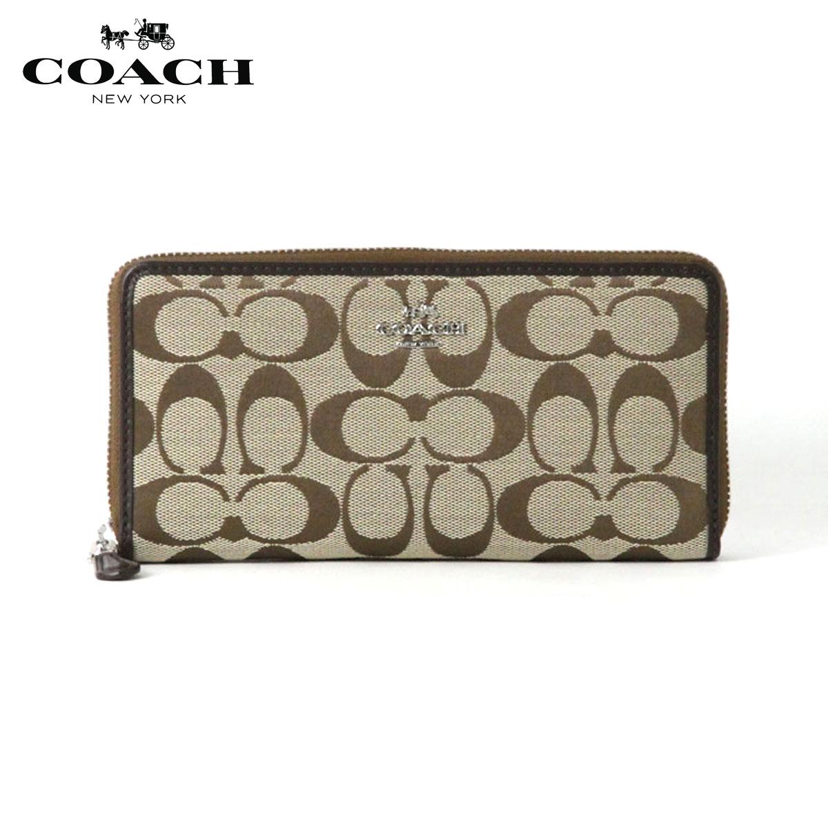 コーチ COACH 正規品 レディース 財布 WALLET F53618 SKHMA